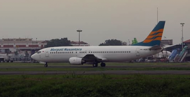 Merpati will not Deny the Promise
