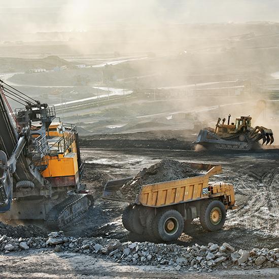 Merger of 2 Mining Companies